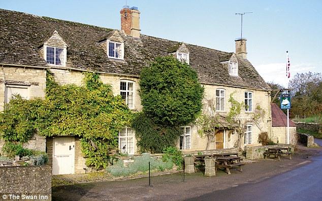 The Swan Inn Exterior
