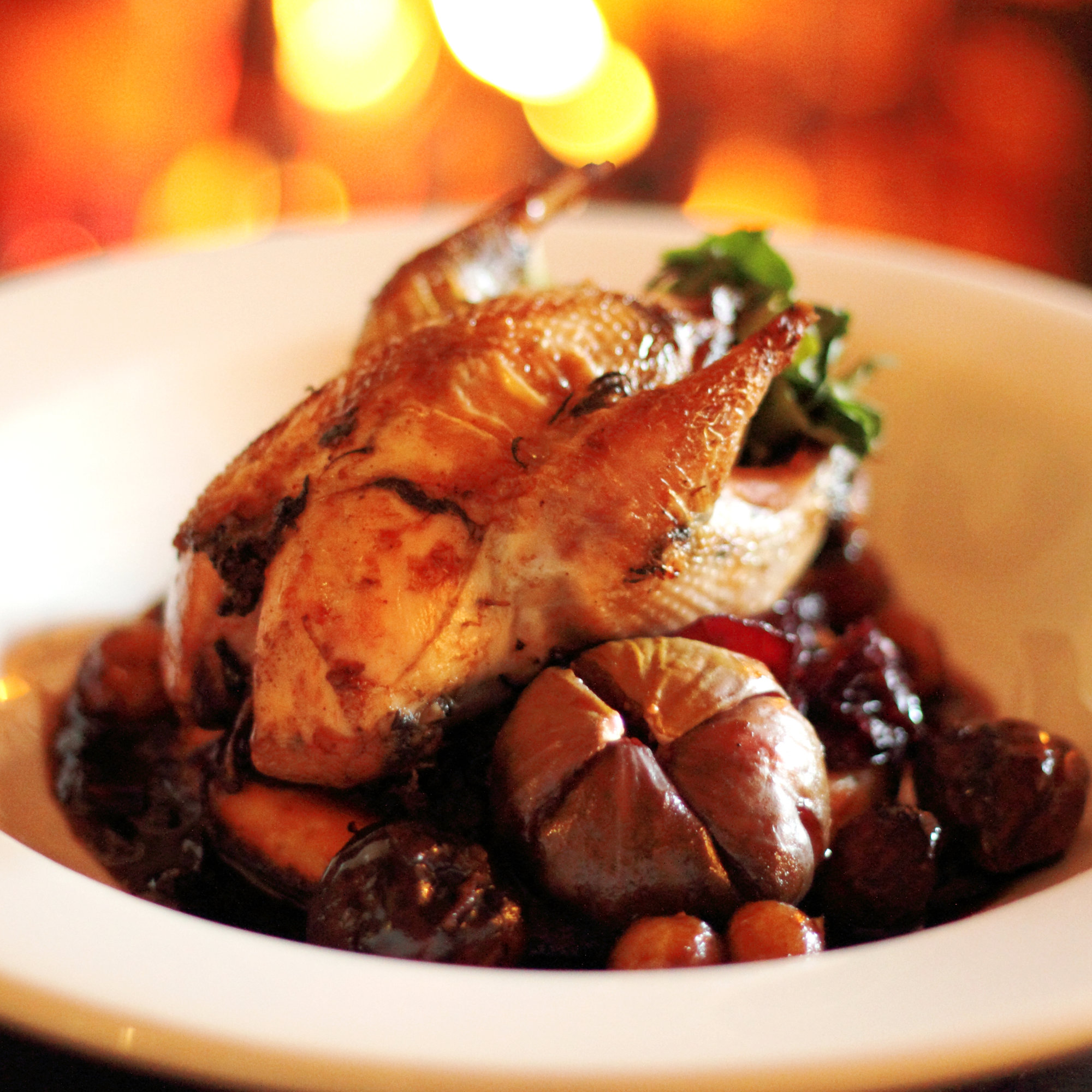 Christmas in the Cotswolds Dinner